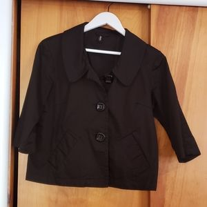 Ambition Cotton Jacket - size M